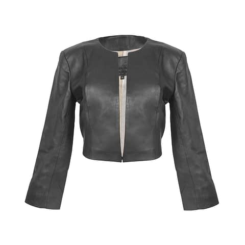 Kmana   Cordobesa Jacket - Blacck
