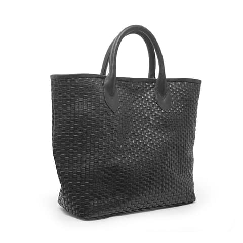 Kmana | Lady Hester Small Tote Bag - Black