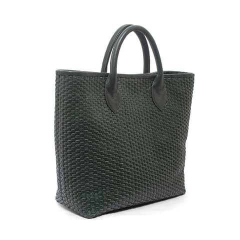 Kmana | Lady Hester Small Tote Bag - Green