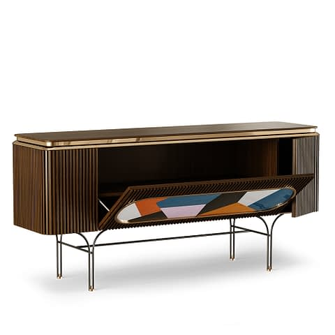 Bailey Sideboard by the Mezzo Collection
