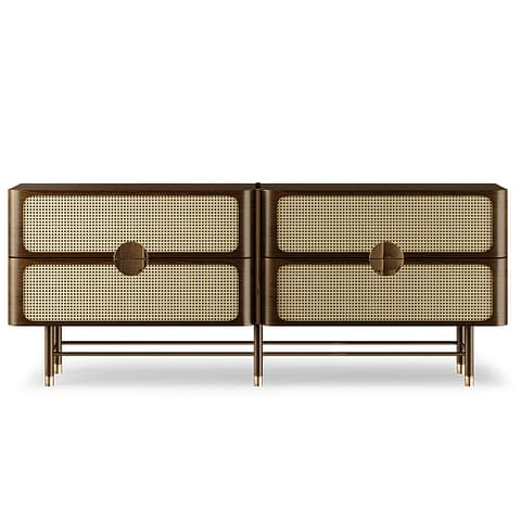 Cole Sideboard by the Mezzo Collection