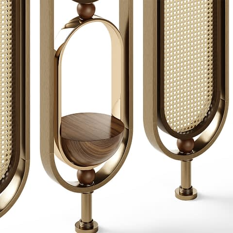 Desmond Screen by the Mezzo Collection