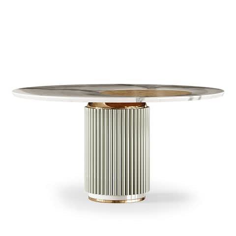 Mulligan Dining Table by the Mezzo Collection