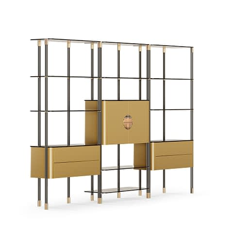 Murray Bookcase by the Mezzo Collection