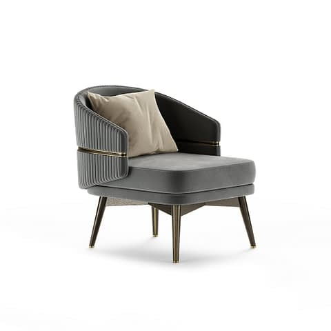 Billy Armchair By Aster