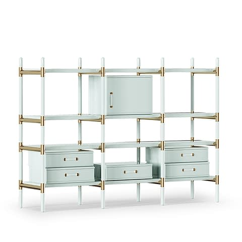 Maze Bookcase By The Fairytale