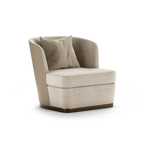 Michael Armchair By Aster