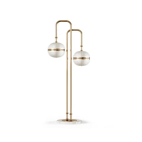 Miles Floor Lamp By The Mezzo Collection