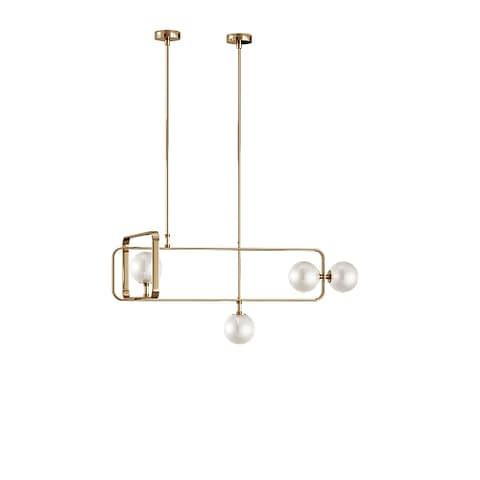 Parker II Ceiling Lamp By The Mezzo Collection