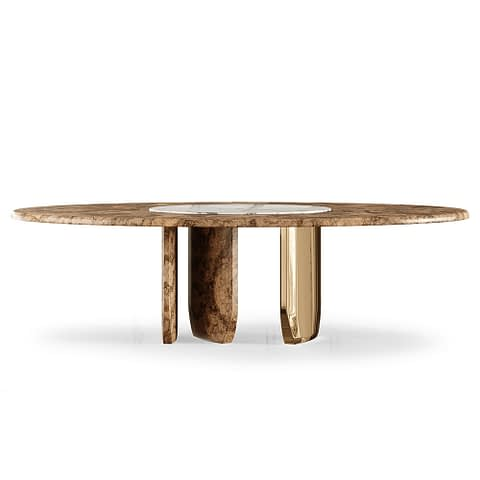 Pattern Dining Table By Pardo