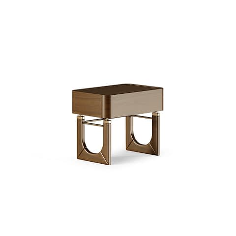 Williams Nightstand By The Mezzo Collection