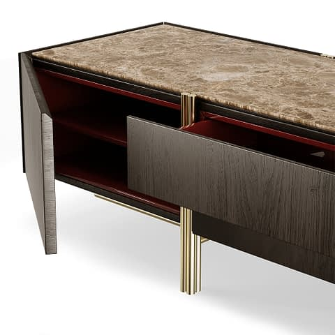 Edge Tv Cabinet By Outline