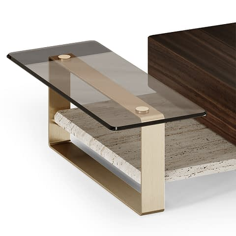 Gehry Center Table By Outline