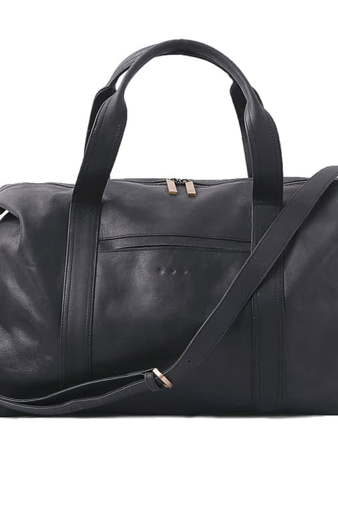 Kmana | Chatwin Duffle Bag - Black