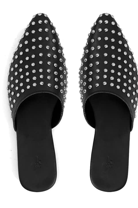 Kmana | The Studded Babocuhe Shoe