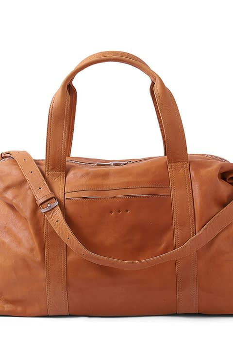 Kmana | Chatwin Duffle Bag - Brown