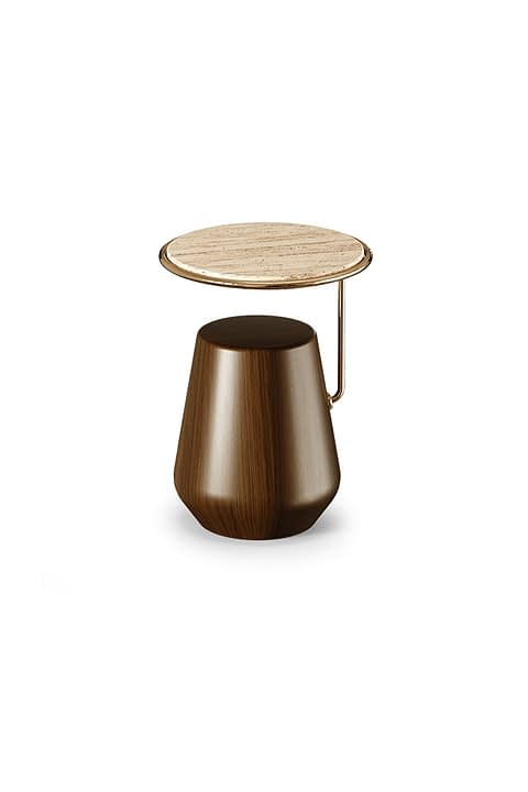 Haynes Side Table by the Mezzo Collection