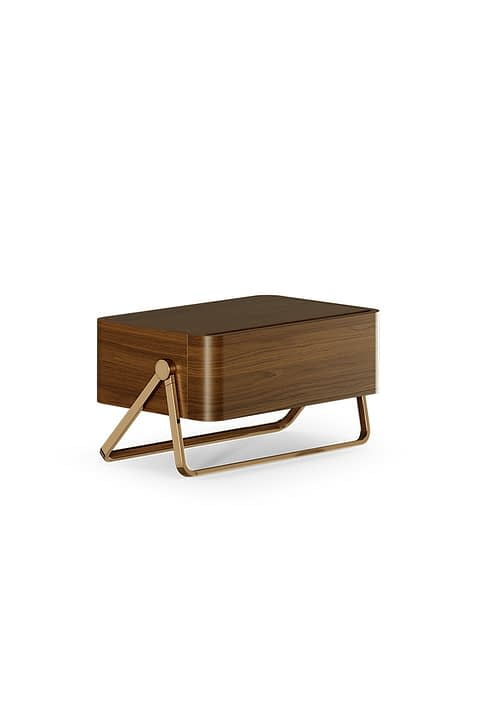 Lynch Nightstand by the Mezzo Collection