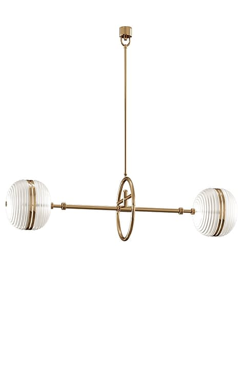 Ayler Ii Ceiling Lamp By The Mezzo Collection