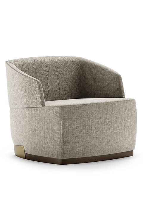 Baldwin Armchair By Aster