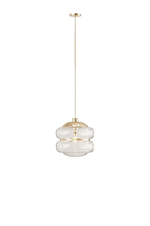 Parker I Ceiling Lamp By The Mezzo Collection