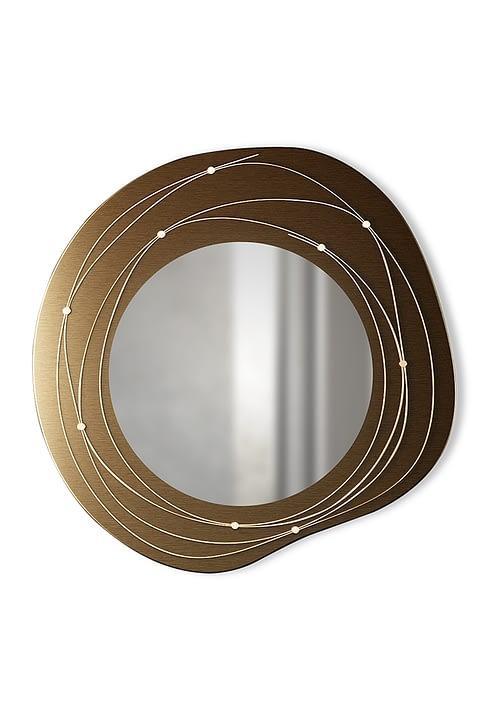 Cordon Mirror By Gold Castle
