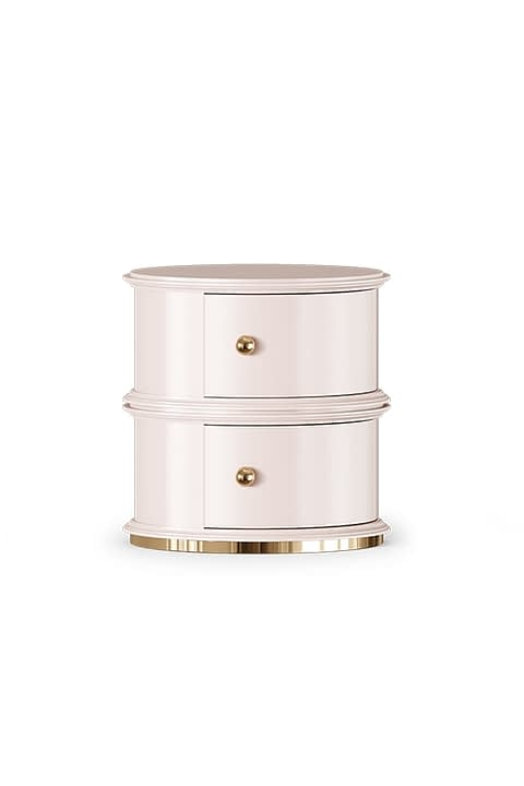 Drum Nightstand By The Fairytale