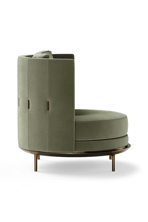 Estee Armchair By Aster