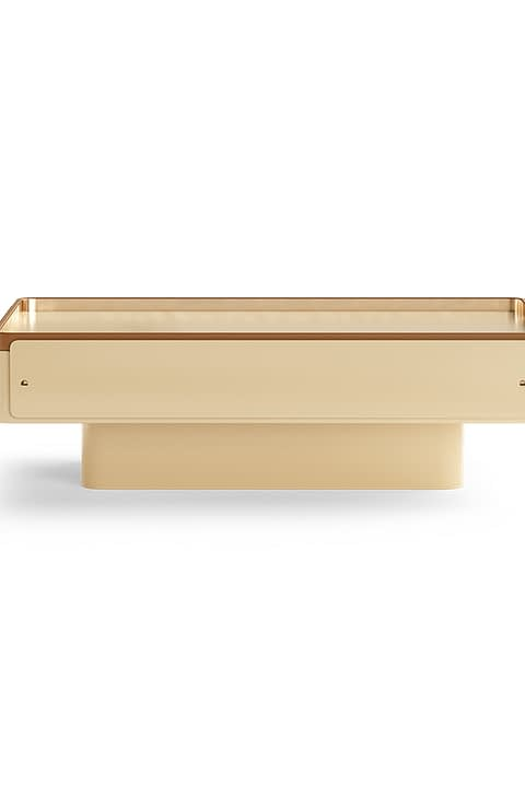 Gimbel Center Table By The Mezzo Collection