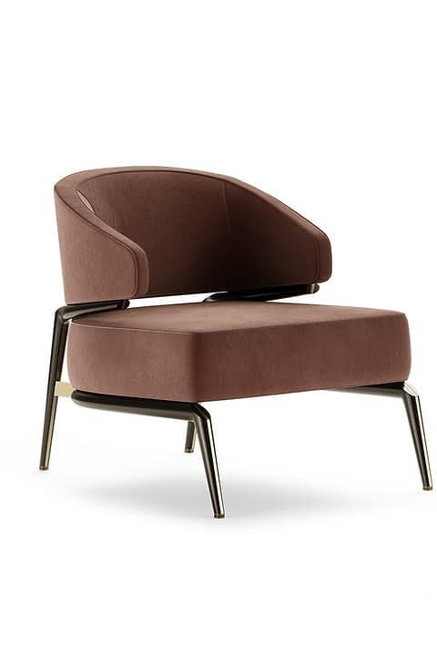 Haines Armchair By Aster
