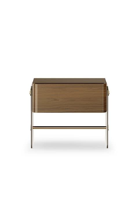 Hodge Nightstand By The Mezzo Collection
