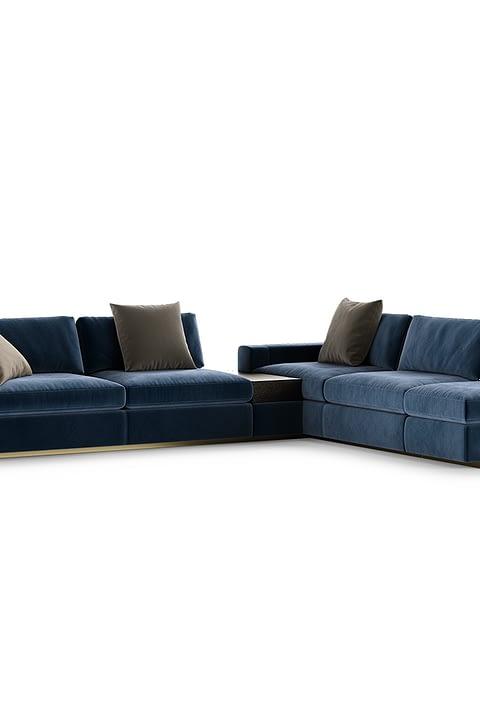 Mario Modular Sofa By Aster