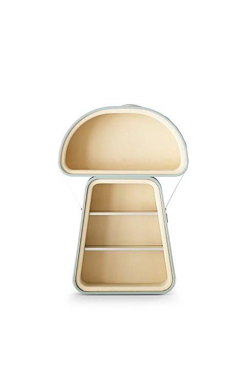 Mushroom Bookcase By The Fairytale