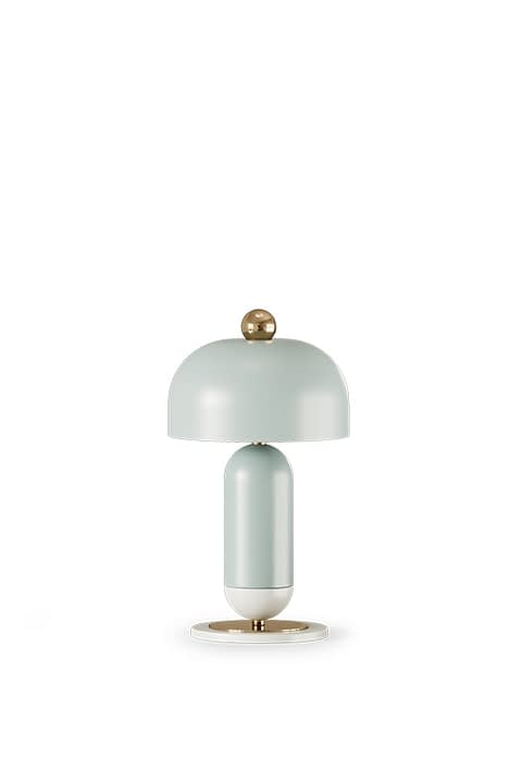 Mushroom Table Lamp By The Fairytale