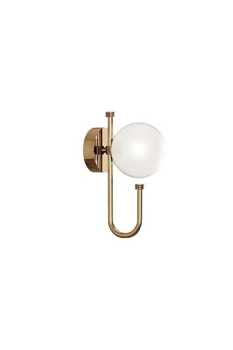 Parker I Wall Lamp By The Mezzo Collection