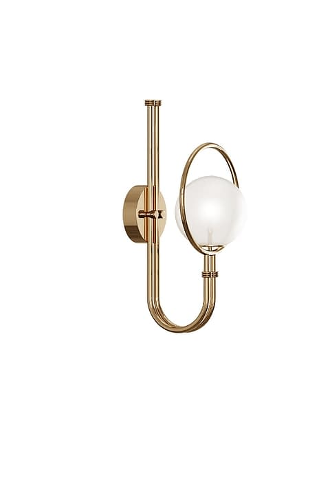 Roy Wall Lamp By The Mezzo Collection