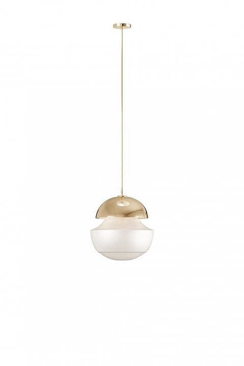 Adams Ceiling Lamp By The Mezzo Collection