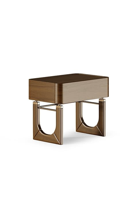 Bennett Nightstand By The Mezzo Collection
