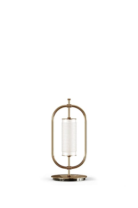 Yves Table Lamp By The Mezzo Collection