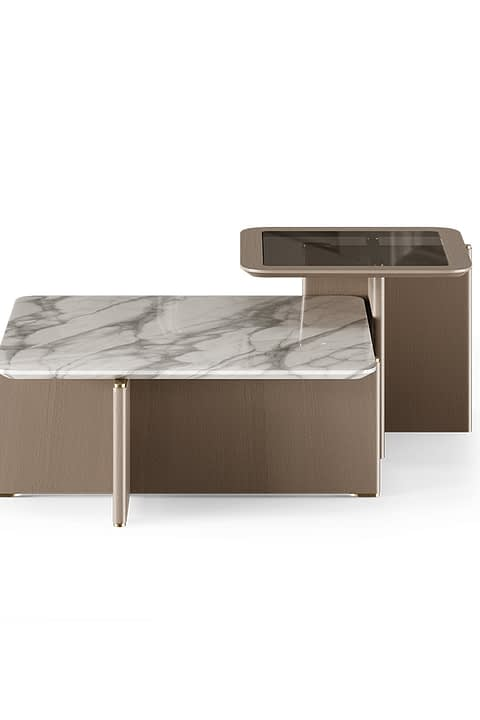 Getty Center Table By Outline