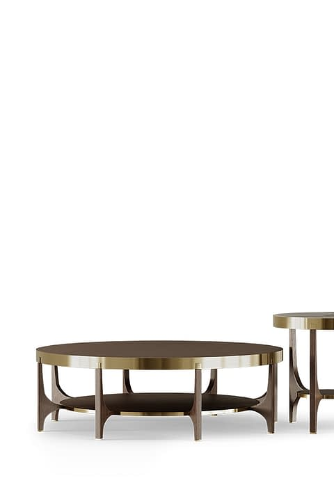 Plateau Center Table By Outline