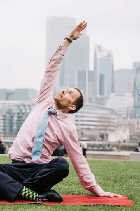 The Yogi Banker - Wellbeing in Challenging Times