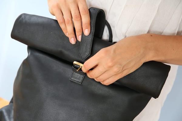 Kmana | Chatwin Backpack - Black