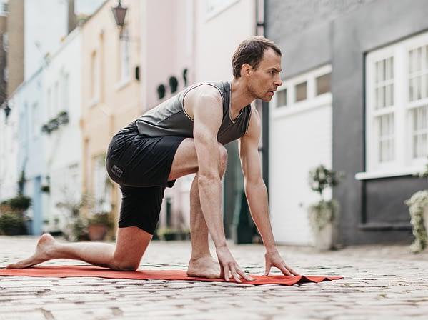 The Yogi Banker - Introduction to Vinyasa Yoga