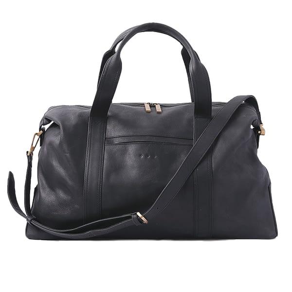 Kmana | Chatwin Duffle Bag - Black