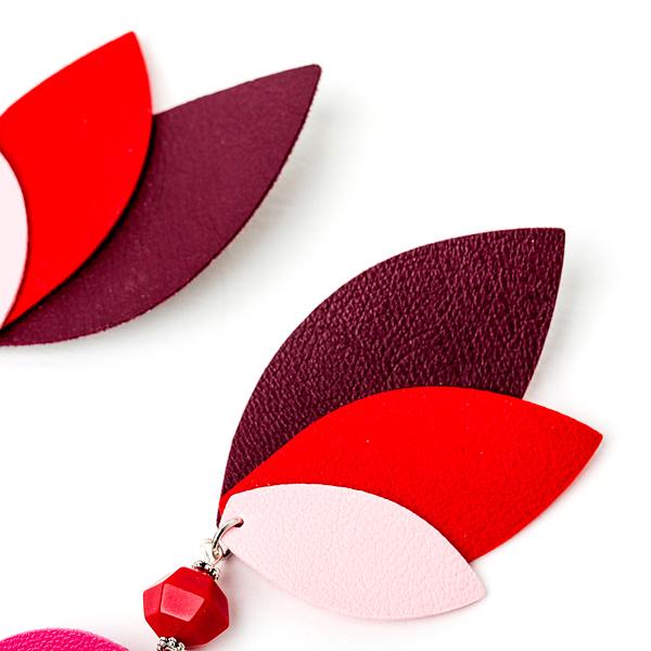 The Carreton Earrings by Roselinde