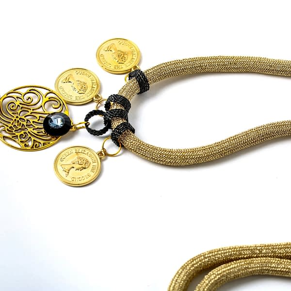 The Montparnasse necklace by Roselinde
