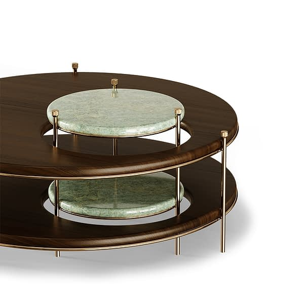 Byron Center Table by the Mezzo Collection