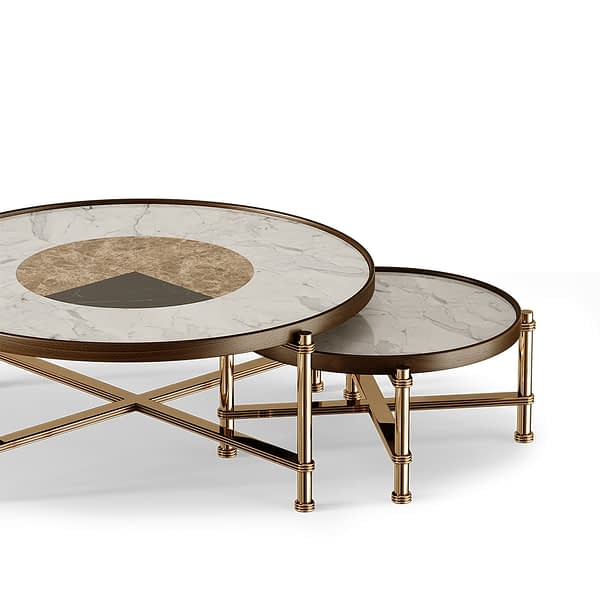 Georgia Center Table by the Mezzo Collection
