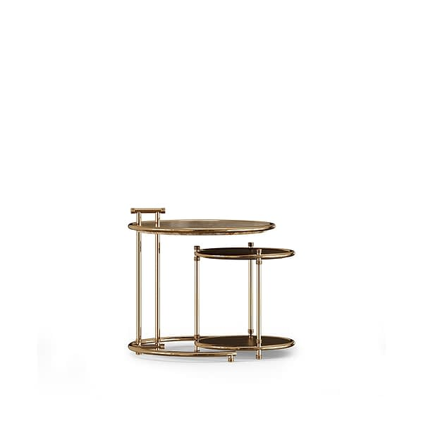 Rose Side Table by the Mezzo Collection